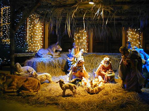 Nativity by Janet Beasley