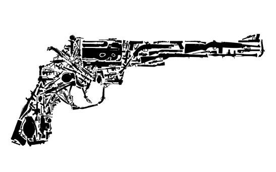Gun-Made-Out-Of-Guns