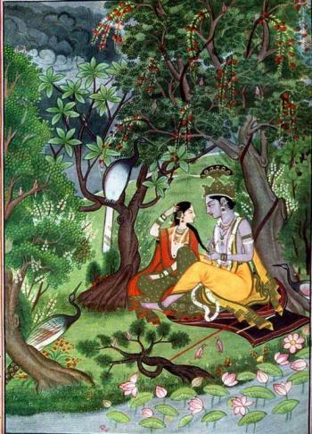 Ritu-varnana-in-Sanskrit-Literature