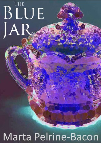 the blue jar