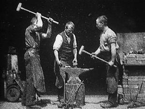Screencap from Blacksmith Scene