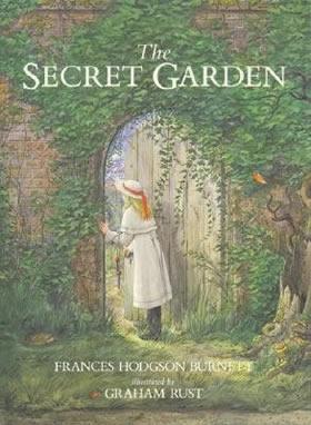 Story Corner With Dr Nanaplum The Secret Garden Dr