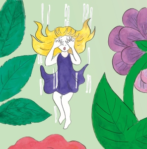 Childhood Fear, Dr Niamh Children's Books, www.drniamh.co.uk , The 'Airy Who Found Her 'F'