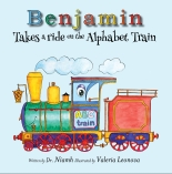 Find My Name in the Alphabet Train